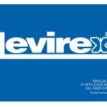 """Levirex è un marchio creato per identificare il nuovo compound a base di poliolefine, frutto della ricerca dei laboratori Finproject. La caratteristica principale del materiale è l'estrema leggerezza, da qui il nome di origine latina Levirex che significa """"Re della leggerezza"""". rb.studio ha realizzato il brand manual contenente le linee guida per l'utilizzo e l'applicazione del marchio di tutti i soggetti licenziatari del marchio."""