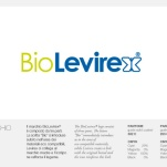 BioLevirex - Restyling marchio.