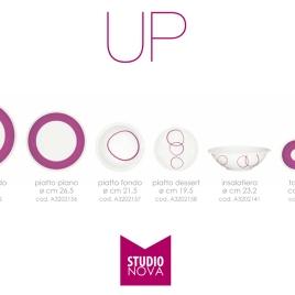 """""""Studio Nova""""_brochure di linea_Intervento: progetto grafico."""