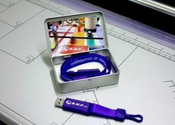 B.M.P. - USB personalizzata